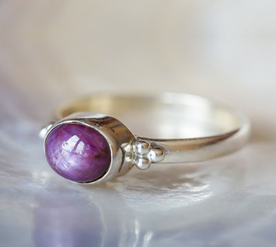 Jewellery in natural stones et minerals-3