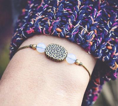 Jewellery in natural stones et minerals1