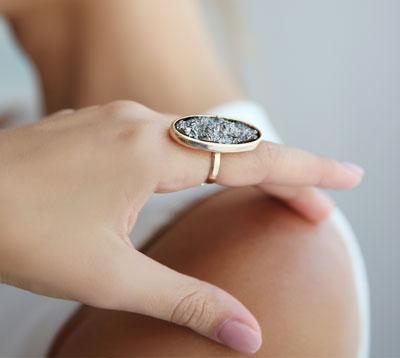 Jewellery in natural stones et minerals2