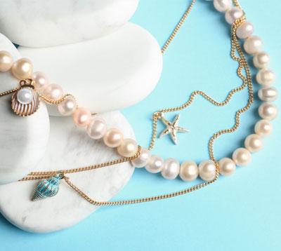 Jewellery in natural stones et minerals5